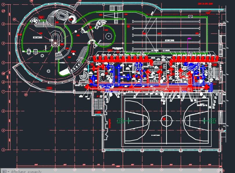 Проектирование ресторанов (СНиП)